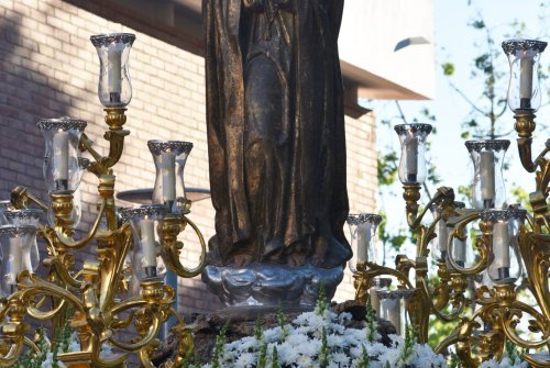 Las procesiones del viernes desde el objetivo de Lucas Álvarez