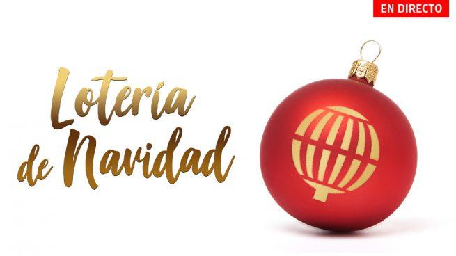 Sortero Extraordinario de Navidad de Lotería.