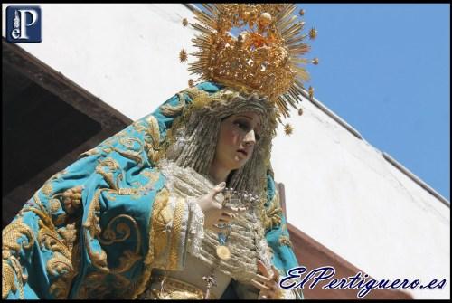 A PIE DE PASO: «Vía Lucis Mariano 2013″(IV)