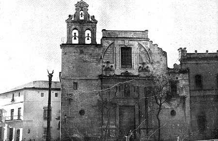 «R Videos Cofrades» visita hoy iglesias y conventos desparecidos