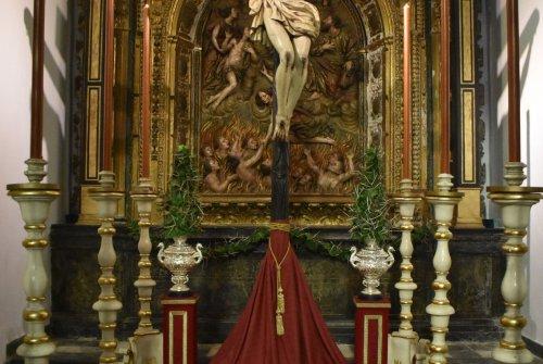 Galería: veneraciones del Miércoles de Ceniza