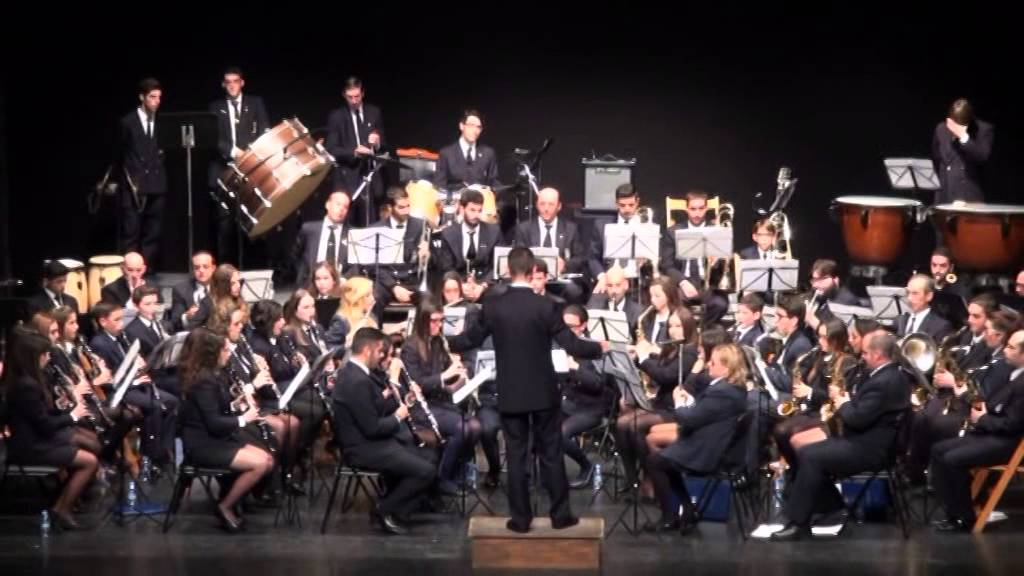 La Música de la Pasión: «Concierto de la Banda Maestro Enrique Galán»