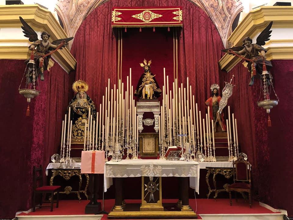 Cultos en Cuaresma (VI)