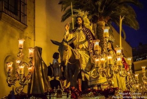 «Asunción de Jodar» no seguirá en la Borriquita la próxima Semana Santa