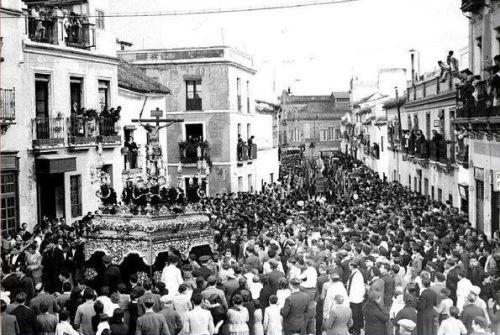MARCHAS DE PALIO: «Los sonidos en la Semana Santa de Sevilla de 1930»