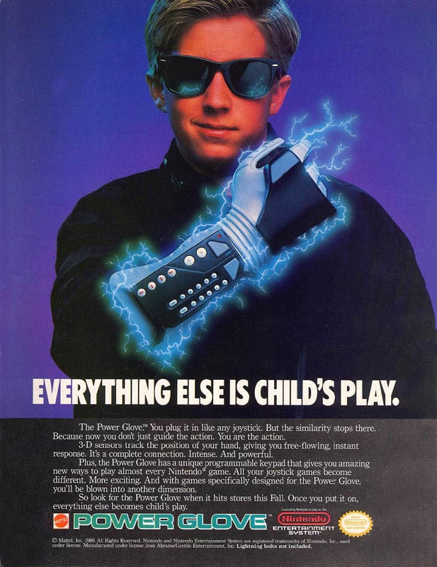NES Power Glove