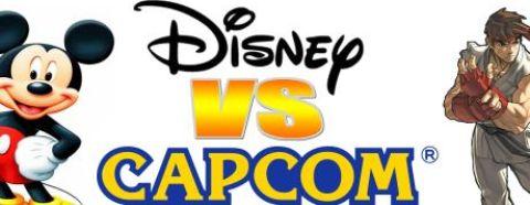 Disney vs Capcom