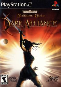 Baldur's Gate-Dark Alliance