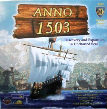 Anno 1504 caja