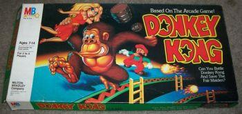Donkey Kong Caja