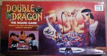 Double dragon caja