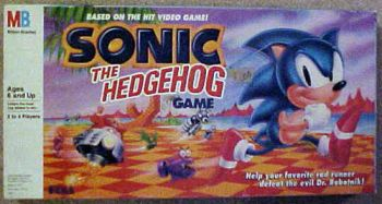 Sonic caja