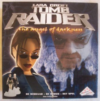 Tomb raider caja
