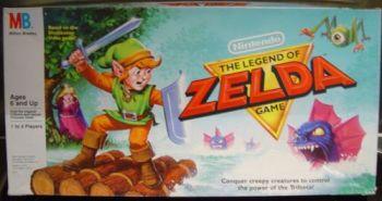 Zelda caja
