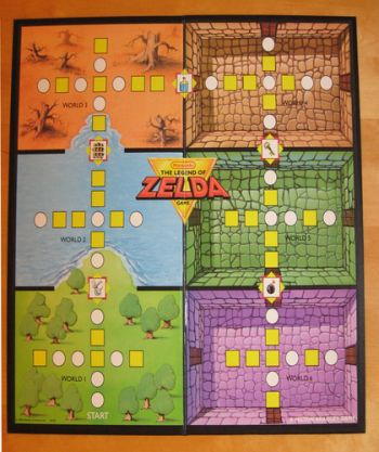 Zelda juego