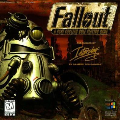 Caratula de Fallout