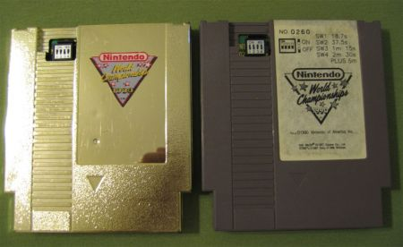 Cartuchos Gold Nintendo