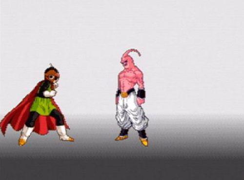 Dragon Ball Z-Ultimate Battle 22 pantalla 2