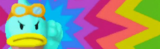 Retro Amor: KuruKuru Kururin