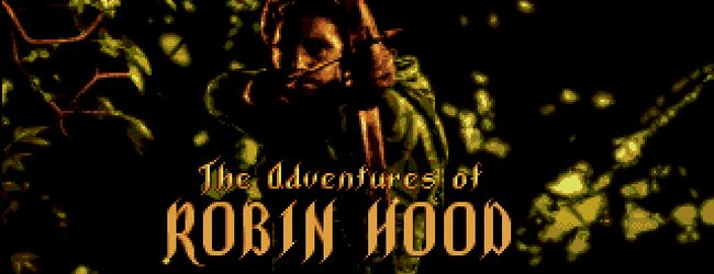 Retro Amor: The Adventures of Robin Hood