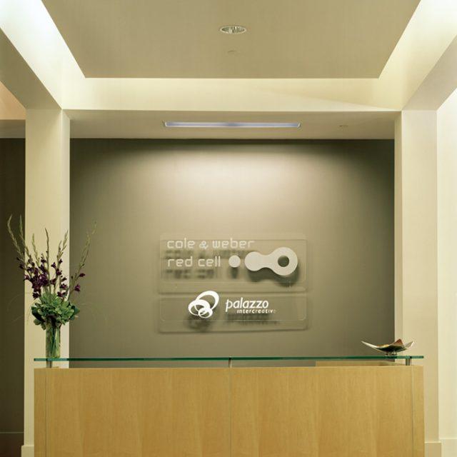 wall wash engineered lighting