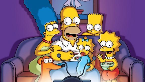 Se Vuelve Viral Una Escena De Los Simpson De 1992 Que Te Explica