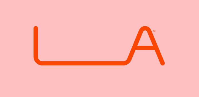 La Logo Los Angeles