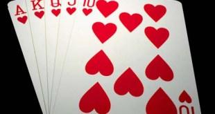 poker escalera