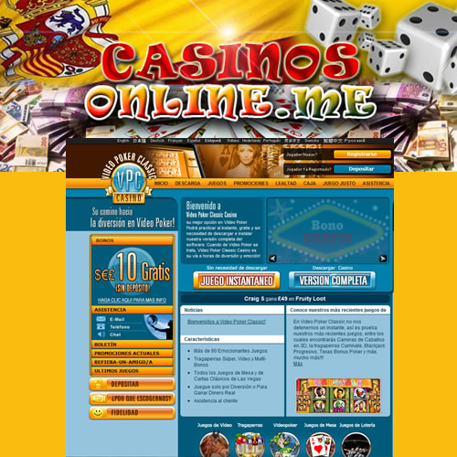 Casinos online-Casinos