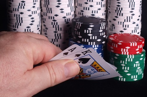 manos del póker