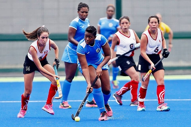 Foto: PAHF Pan American Hockey Federation.