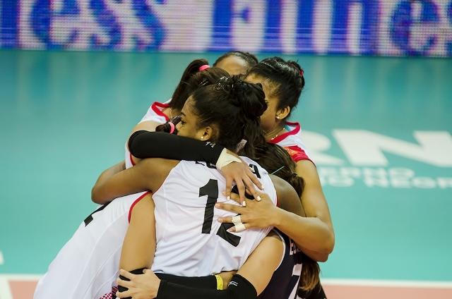 Foto: Confederación Sudamericana de Voleibol