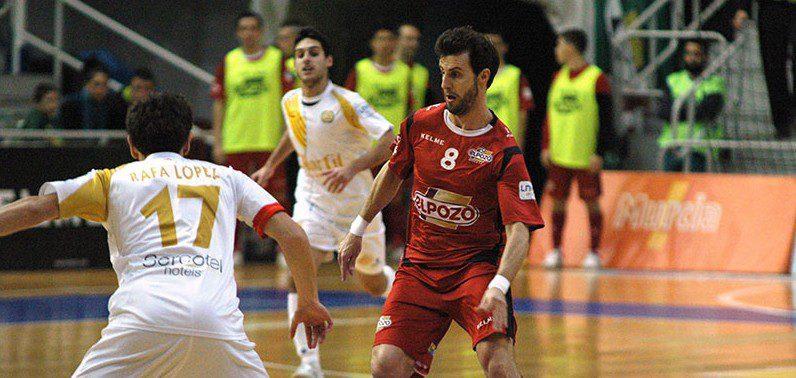 Eka se desvincula de ElPozo Murcia FS y regresa a Brasil