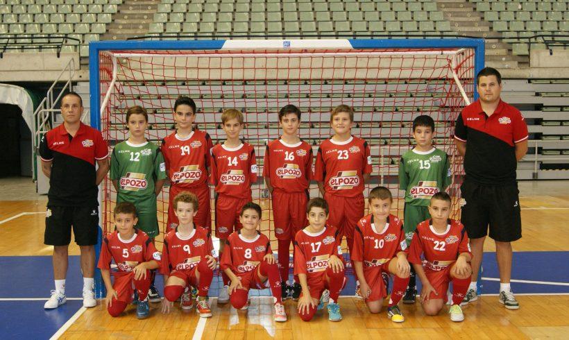Crónica Alevín B- Jornada 13 Segunda División