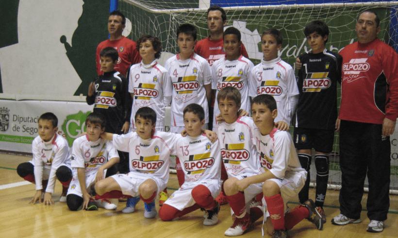 El equipo Alevín se proclama Campeón de Liga a cuatro jornadas de concluir el campeonato