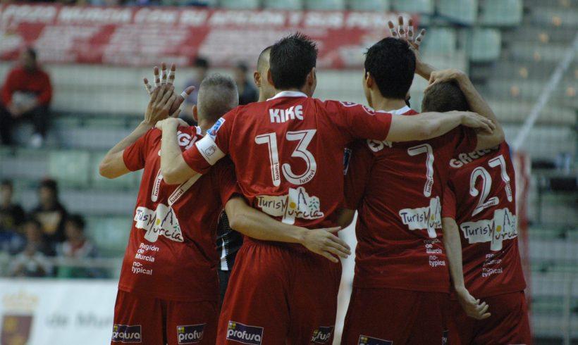 ElPozo Murcia le endosa un contundente 9-1 a Triman Navarra y sigue líder en solitario