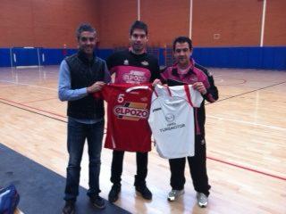 ElPozo Murcia FS firma un acuerdo de colaboración con la Escuela Limones 5 de Torrejón