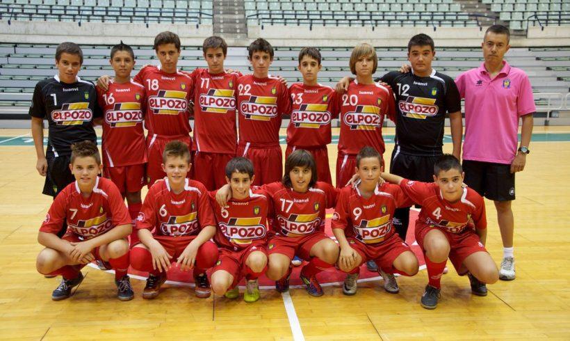 El equipo Infantil se proclama de forma matemática Campeones de Liga