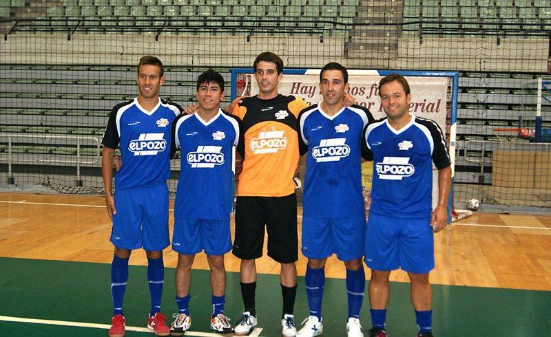 Álex, Rafa, Miguelín y José Ruiz, convocados con la Selección Española para disputar dos amistosos en Tailandia