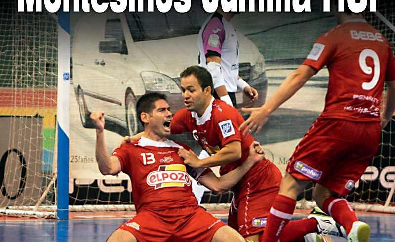 ElPozo Murcia FS disputa mañana un partido a beneficio de Cáritas en Yecla