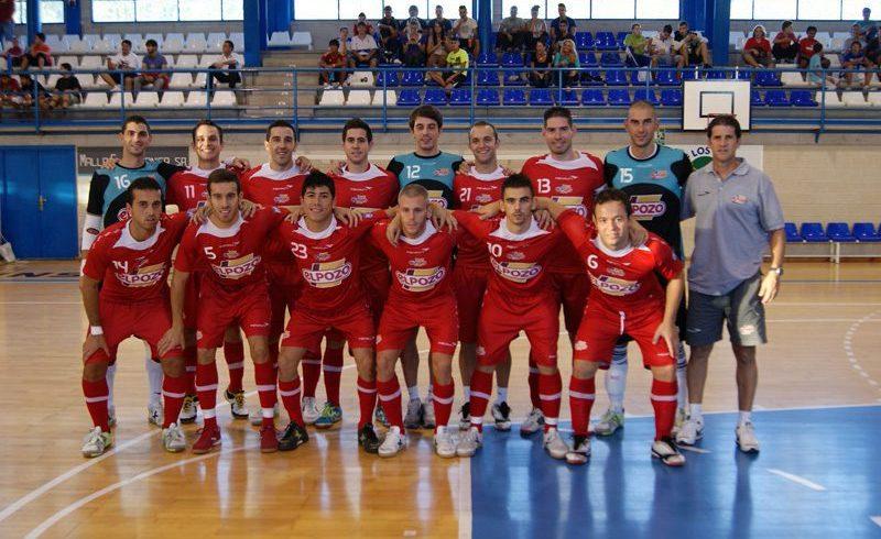 ElPozo Murcia gana 1-3 a Umacon Zaragoza en su último partido de la minigira de pretemporada