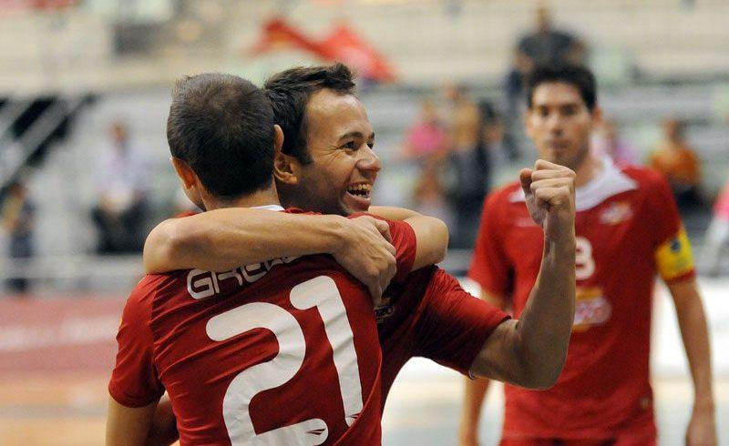 ElPozo Murcia, a un empate de la Final Four, al golear a Nikars Riga 6-1