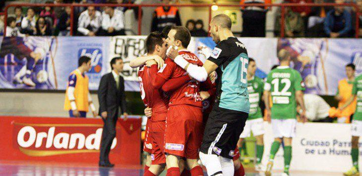 Triman Navarra – ElPozo Murcia Fs Copa de España 2013