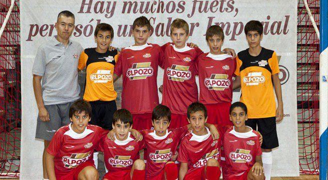 MINI COPA DE ESPAÑA INFANTIL DE CLUBES Alcalá de Henares 2013
