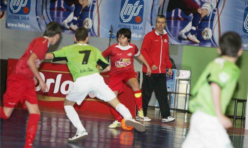 Una experiencia inolvidable. Mini Copa Infantil de Clubes.