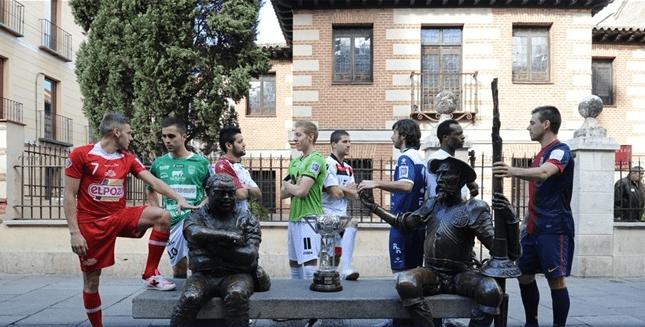 Spot promocional de la Copa de España de Fútbol Sala 2013