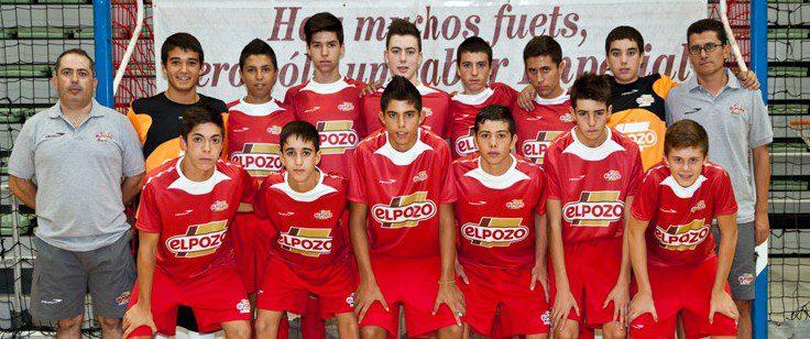 Aljucer ElPozo 10-1 BahÍa De Mazarrón FS