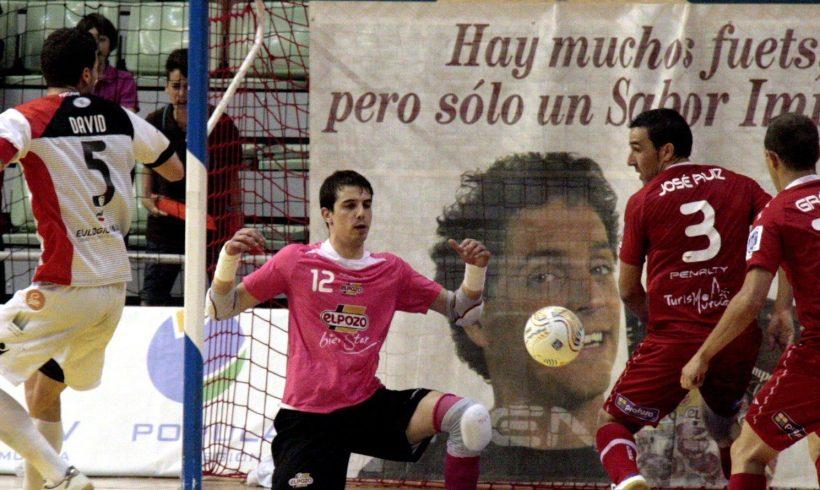 """Fabio, feliz por disputar su primera Semifinal de 'Play Off':      """"Es muy importante ganar el primer partido en Alcalá"""""""