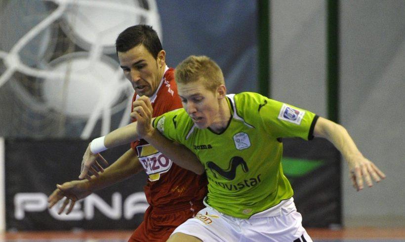 ElPozo Murcia e Inter Movistar afrontan su cuarta     Semifinal de 'Play Off' por el título de Liga