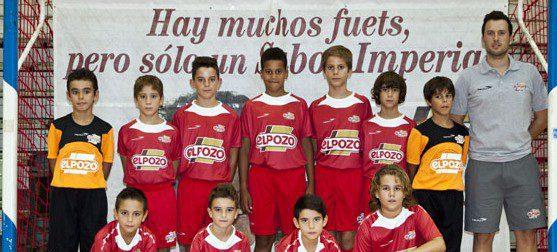 ALJUCER ELPOZO, cadete y alevín, clasificados para la Fase Final del Campeonato de España